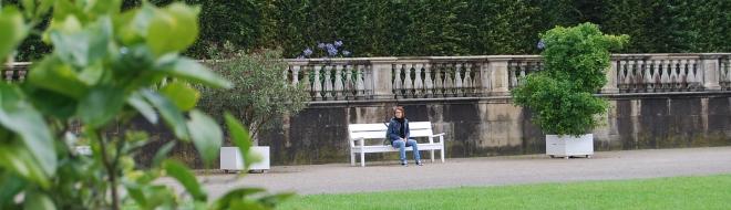 Regine im Park